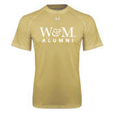 Under Armour Vegas Gold Tech Tee-W&M Alumni