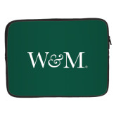 15 inch Neoprene Laptop Sleeve-W&M