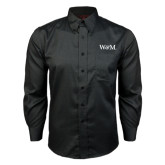 Red House Black Long Sleeve Shirt-W&M