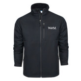 Columbia Ascender Softshell Black Jacket-W&M