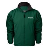 Dark Green Survivor Jacket-W&M