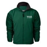 Dark Green Survivor Jacket-W&M Alumni