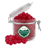 Sweet & Sour Cherry Surprise Round Canister-W&M