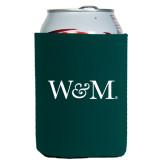 Neoprene Green Can Holder-W&M