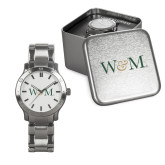 Mens Stainless Steel Fashion Watch-W&M