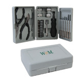 Compact 26 Piece Deluxe Tool Kit-W&M