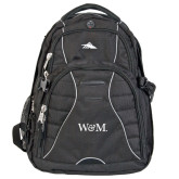 High Sierra Swerve Compu Backpack-W&M