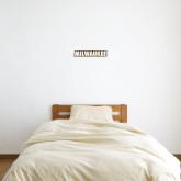 6 in x 1 ft Fan WallSkinz-Milwaukee Wordmark