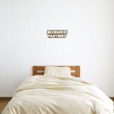 6 in x 1 ft Fan WallSkinz-Milwaukee Panthers Wordmark
