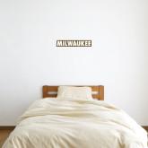 6 in x 2 ft Fan WallSkinz-Milwaukee Wordmark