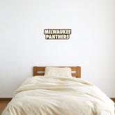 6 in x 2 ft Fan WallSkinz-Milwaukee Panthers Wordmark