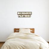 1 ft x 3 ft Fan WallSkinz-Milwaukee Panthers Wordmark