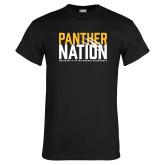 Black T Shirt-Panther Nation