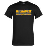 Black T Shirt-Strength and Conditioning