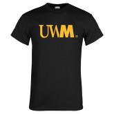 Black T Shirt-UWM