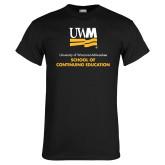 Black T Shirt-Continuing Education
