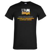 Black T Shirt-Engineering and Applied Sciences