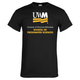 Black T Shirt-FreshWater Sciences