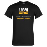 Black T Shirt-Graduate School