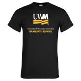 Black T Shirt-Graduate School