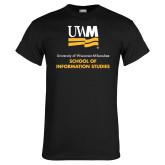 Black T Shirt-Information Studies