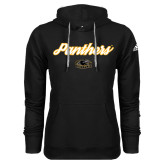 Adidas Climawarm Black Team Issue Hoodie-Panthers Script