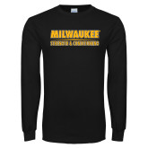 Black Long Sleeve T Shirt-Strength and Conditioning