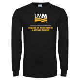 Black Long Sleeve T Shirt-Engineering and Applied Sciences