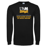 Black Long Sleeve T Shirt-Helen Bader School