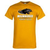 Gold T Shirt-Womens Soccer