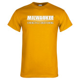 Gold T Shirt-Strength and Conditioning