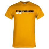 Gold T Shirt-UW Milwaukee