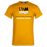 Gold T Shirt-Graduate School