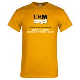Gold T Shirt-Joseph J Ziber