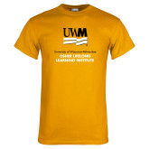 Gold T Shirt-OSHER