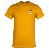 Gold T Shirt-OSHER