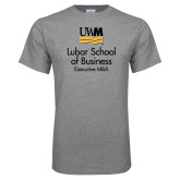 Grey T Shirt-Lubar School of Business Executive MBA