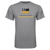 Grey T Shirt-Lubar School