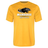 Syntrel Performance Gold Tee-Mens Soccer