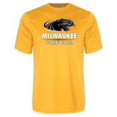 Performance Gold Tee-Womens Soccer