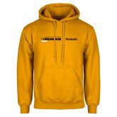 Gold Fleece Hoodie-UWN Waukesha