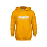 Youth Gold Fleece Hoodie-Strength and Conditioning