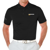 Callaway Opti Vent Black Polo-UW Milwaukee