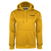 Under Armour Gold Performance Sweats Team Hoodie-UW Milwaukee