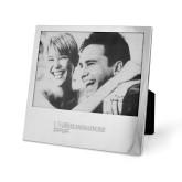 Silver 5 x 7 Photo Frame-UW Milwaukee  Engraved