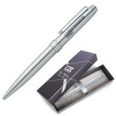 Cutter & Buck Brogue Ballpoint Pen w/Blue Ink-UW Milwaukee  Engraved