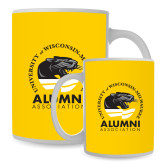 Full Color White Mug 15oz-Alumni Association