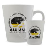Full Color Latte Mug 12oz-Alumni Association