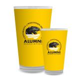 Full Color Glass 17oz-Alumni Association