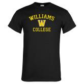 Black T Shirt-Williams College w/ W